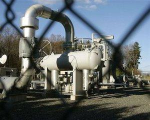 Romania a importat cu 71,8% mai multe gaze naturale