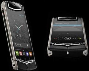 Smartphone de 7.900 euro disponibil in Romania
