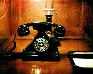 Numarul abonatilor la serviciile de telefonie fixa a crescut cu 3,6% in primul semestru