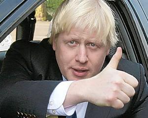 Boris Johnson a castigat al doilea mandat de primar al Londrei