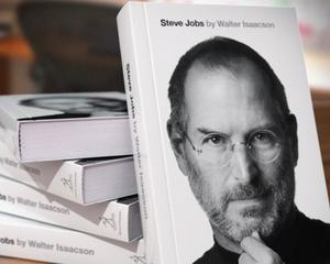 Biografia lui Steve Jobs, exclusiv la eMAG