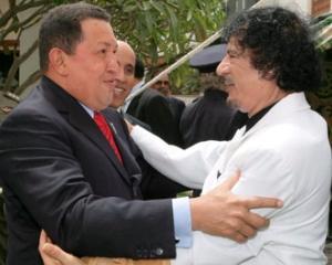 Hugo Chavez condamna operatiunea fortelor aliate in Libia: Este o nebunie imperiala