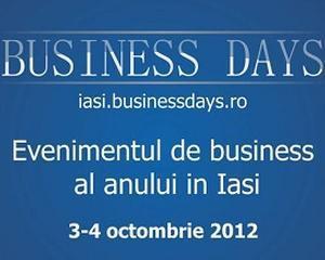 Iasi Business Days: Inca doua zile pana la cel mai important eveniment de business din capitala Moldovei