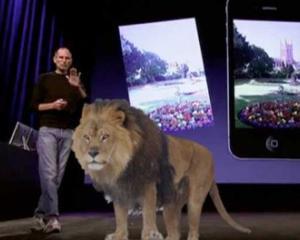 Apple: 1 milion de copii Mac OS X Lion descarcate in prima zi