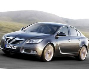 Opel Insignia: clasa business, preturi... non-business