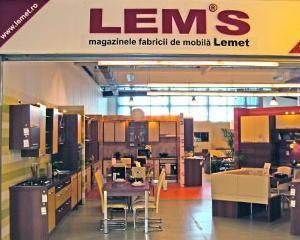 Producatorul de mobila Lemet planuieste investitii duble in 2011, de 16 milioane de lei
