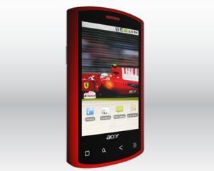 Acer sare in barca Windows Phone 7