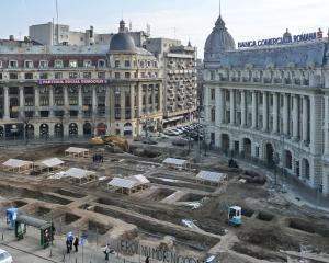 Concurs de arhitectura pentru Piata Universitatii, sponsorizat de Wienerberger. Premiul I este de 60.000 lei
