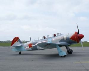 Avioane Craiova SA va restaura avioane de vanatoare Yak-11