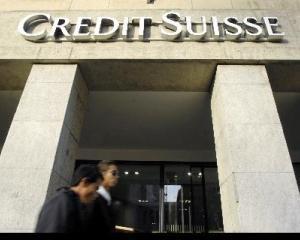 SUA pun lupa pe Credit Suisse