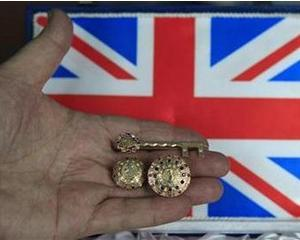 Ovidiu Paraianu, romanul care a creat bijuterii pentru familia regala britanica