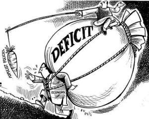 Deficitul bugetar al Romaniei s-a diminuat de la 9% din PIB in 2009 la 5,2% din PIB in 2011