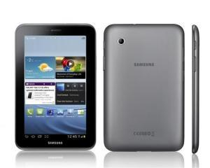 Samsung a prezentat Galaxy Tab 2. Tortul de inghetata e inclus in pachet
