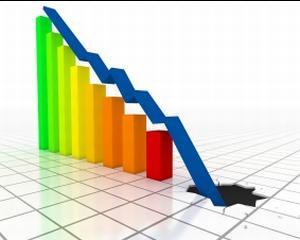 Efectul Moody's: Lira sterlina scade in fata monedei euro