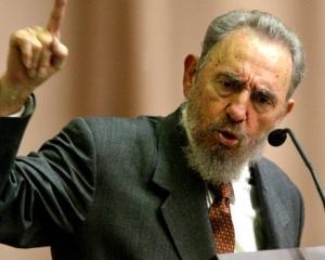Dovada ca Fidel Castro este viu: A fost prezent la lansarea memoriilor sale