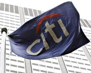 Profitul Citigroup a crescut cu 6% in 2011