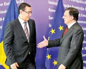 Presedintele Comisiei Europene si cel al Parlamentului European, in vizita la Bucuresti