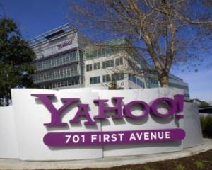 Yahoo!: Profitul a crescut, dar vanzarile au scazut