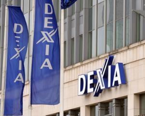 Dexia vrea sa vanda active de 20 miliarde de euro pentru recapitalizare