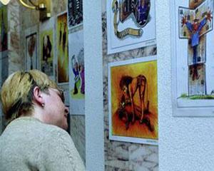 A IV-a editie a Expozitiei de caricatura, dupa 15 ani de