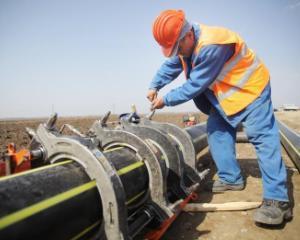 Conducta de gaze naturale dintre Romania si Bulgaria va functiona din 2013