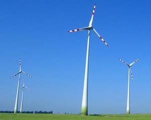 Pana in 2015 vor fi instalate 1.500 de turbine eoliene in Romania