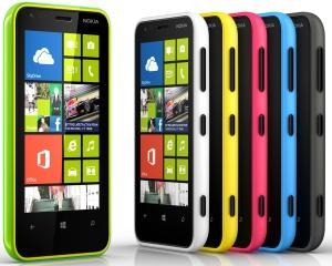 Nokia lanseaza noul Lumia 620