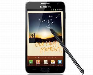 Samsung a prezentat Galaxy Note, un telefon cat o tableta