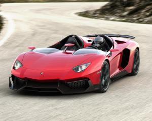Lamborghini Aventador J a fost vandut cu 2,76 milioane de dolari