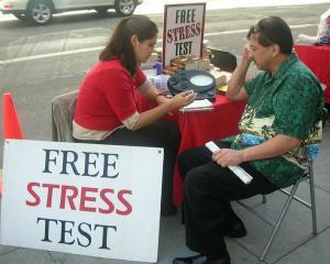 Patru banci americane, printre care Citigroup, au picat testele de stres