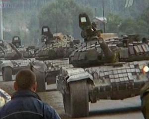 Georgia cere retragerea trupelor rusesti