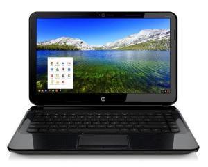 HP si-a lansat primul Chromebook