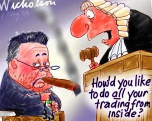 Un angajat de la Goldman Sachs este acuzat de insider trading