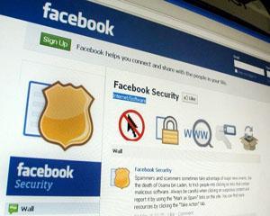 Un S.O.S. si... siguranta Facebook
