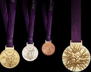 Medalii mai scumpe pentru castigatorii Jocurilor Olimpice de la Londra