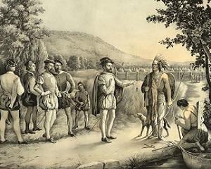 9 iunie 1534: Jacques Cartier descopera Quebec, Canada