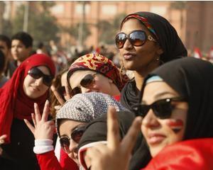 Femeile din Orientul Mijlociu si din tarile din Nordul Africii cer drepturi egale