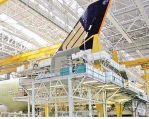 Unde va produce Romania componente metalice pentru aeronave