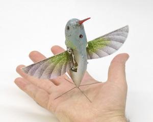Pasarea colibri, spionul miniatural al americanilor