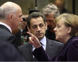 Premierul grec George Papandreou a castigat votul de incredere al Parlamentului
