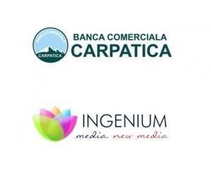Ingenium Media se va ocupa de imaginea Bancii Comerciale Carpatica