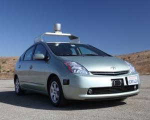 Google a primit licenta pentru masina autonoma in Nevada
