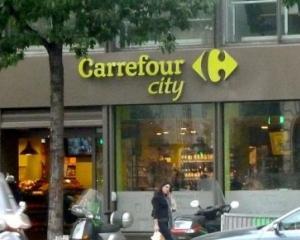 Carrefour, vanzari de 91,5 miliarde euro in 2011