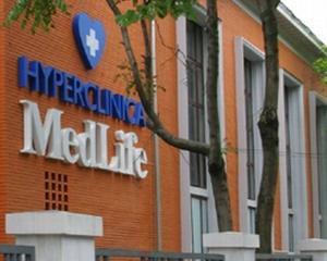 MedLife si-a majorat cifra de afaceri la 23,8 milioane euro in primul semestru