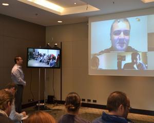 Evolio a lansat primul serviciu de videoconferinta cloud