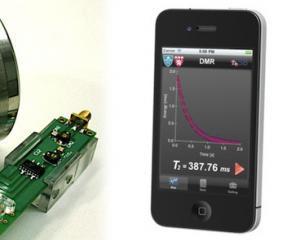 Cancerul, depistat cu ajutorul telefoanelor inteligente