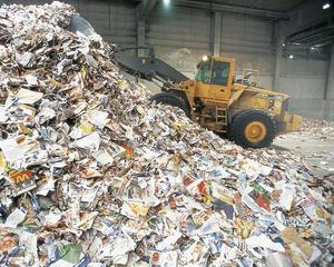 Ministerele din Romania sunt corigente la reciclarea hartiei