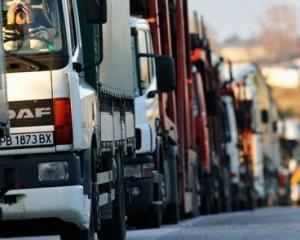 UE mareste taxele pentru transportul rutier de marfa