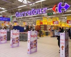 Carrefour inaugureaza la Ploiesti supermarketul cu numarul 34 din Romania
