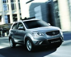 Marca SsangYong revine in Romania prin New Kopel Group